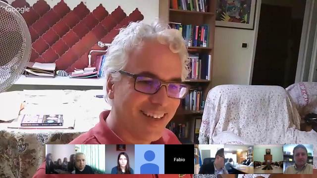 Embedded thumbnail for EUROSCI Network lecture   Fabio Franchino on EU policy making