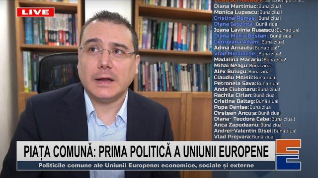 Embedded thumbnail for Piața comună: prima (și ceea mai importantă) politică a UE