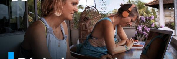 Embedded thumbnail for Could Africa become a good destination for digital nomads?